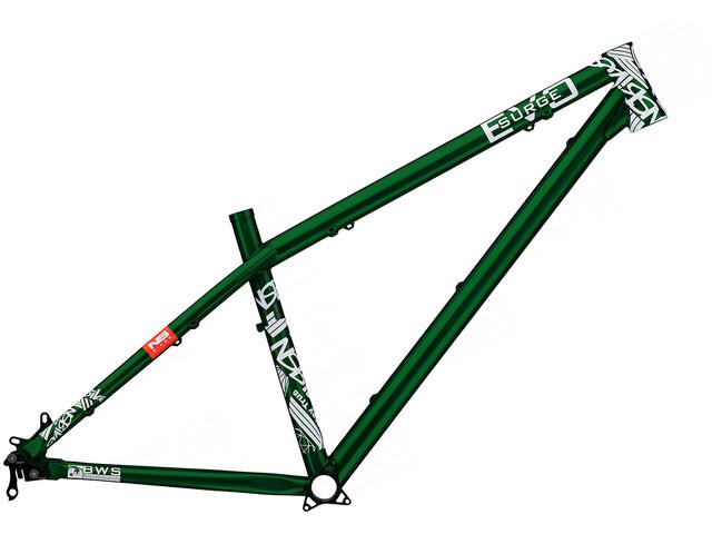 "NS Bikes Surge EVO Frame 26/27.5"", forest green"